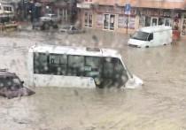 Объявлен режим ЧС, людей эвакуируют