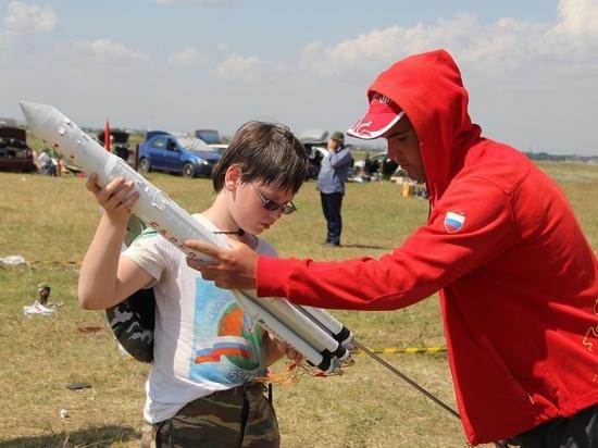 Юные югорчане интересуются аэрокосмическим образованием