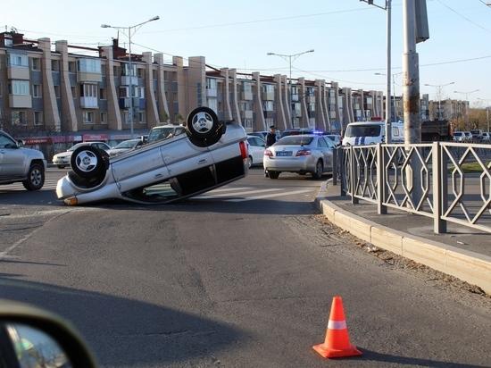 За сутки на дорогах Камчатки ловят по 5 пьяных водителей