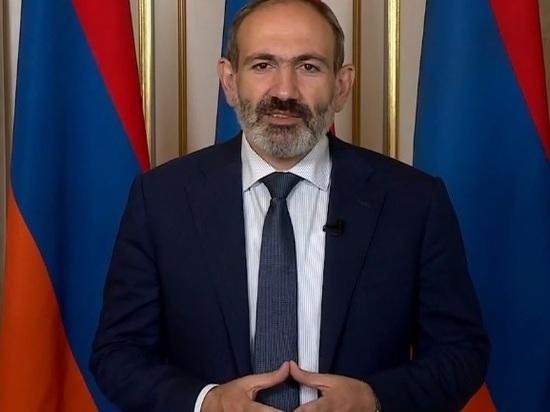 Армянский парламент отклонил кандидатуру Пашиняна на пост премьера