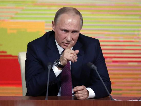 Путин призвал правительство «не засыпать на ходу»