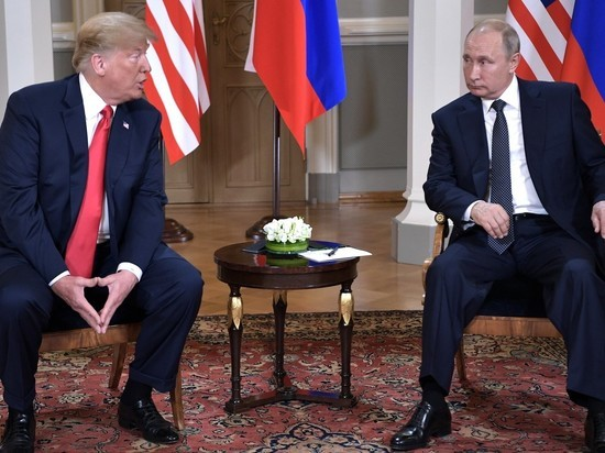 Эксперт раскрыл тему грядущих переговоров Путина и Трампа в Париже