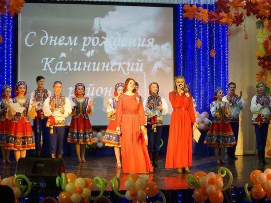 Самый молодой район Новосибирска отметил день рождения