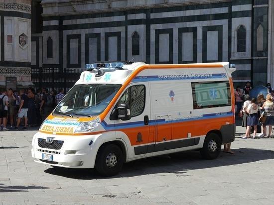 Названо число пострадавших в римском метро российских болельщиков