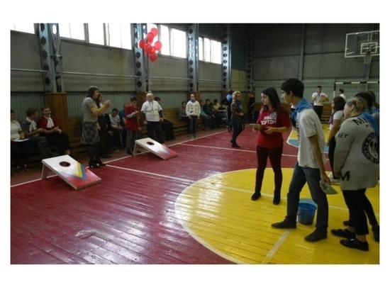 В Серпухове состоялся спортивный фестиваль «Осенний калейдоскоп»