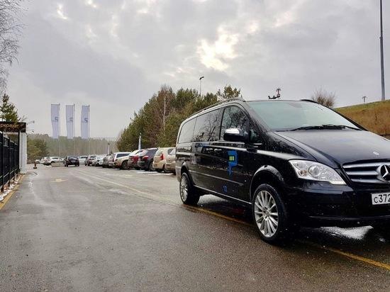 Парковка в красноярском аэропорту заработала по-новому
