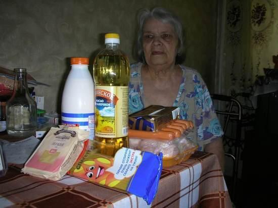 Ульяновских пенсионеров оставили жить в надежде, что цены на продукты и лекарства не поднимутся