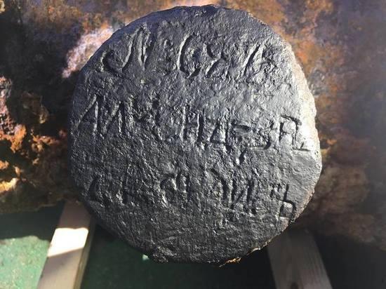 Турецкие дайверы украли старинные реликвии, принадлежащие России
