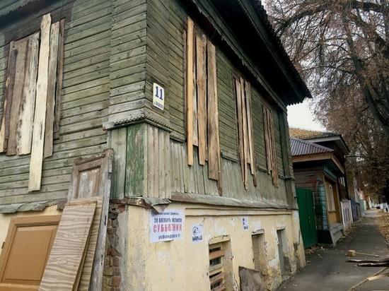 Мединский отказался вмешиваться в ситуацию со сносом старинных домов в Боровске