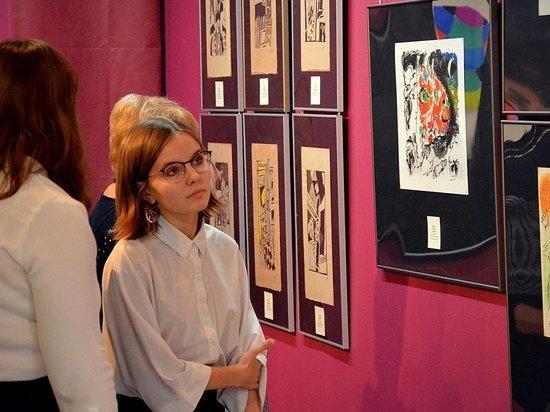 Сургутяне увидят подлинные работы Кандинского и Шагала