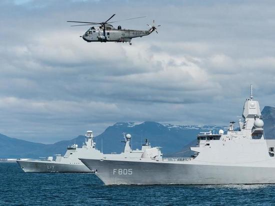 В Норвегию выдвинулась крупнейшая со времен холодной войны группировка НАТО - политика