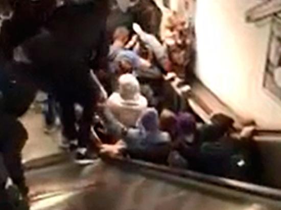 Врачи сохранили ногу пострадавшему в римском метро россиянину