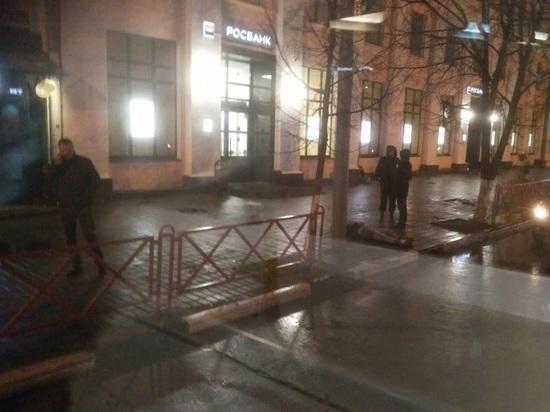 На центральной улице Ярославля обнаружен труп руководителя крупного предприятия