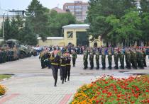 Руководство Дальневосточного высшего общевойскового командного училища имени маршала Рокоссовского мечтает превратить свой вуз в огромный военно-учебный кластер