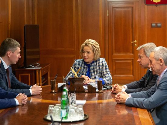 Совет Федерации поддержит развитие Пермского края