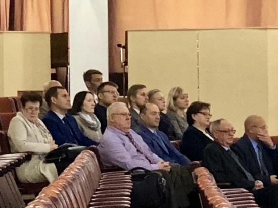 Гости Тульской областной Думы поделились впечатлениями о заседании