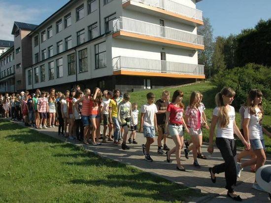 Где отдыхали летом камчатские дети