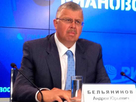 В новой Москве ограбили дом экс-главы таможенной службы Бельянинова
