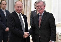 Дональд Трамп официально пригласил Владимира Путина посетить Вашингтон в будущем году