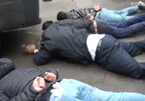 Террористов в Москве поймали при попытке ограбления