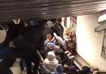 Записи с камер видеонаблюдения, установленные на станции римского метро Repubblica, подтвердили, что болельщики ЦСКА непричастны к аварии эскалатора