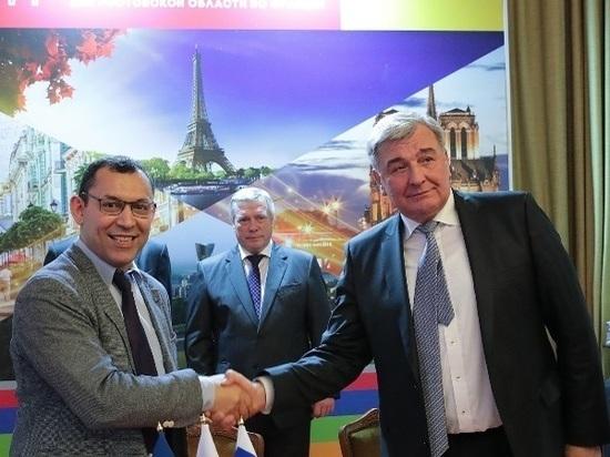 Делегация из Ростова во главе с губернатором посетила Париж с 22 по 25 октября. Там она заключила 12 соглашений о партнерстве