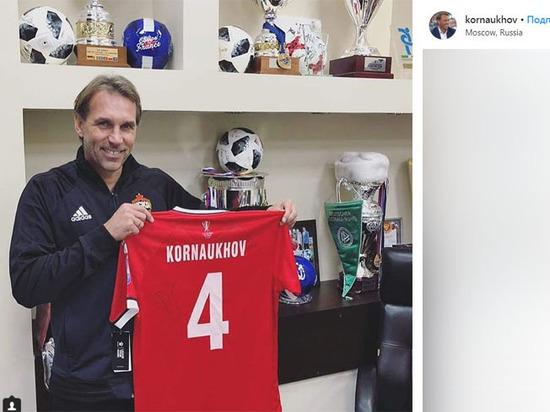 Экс-защитник ЦСКА Корнаухов подвел итоги очередного тура Лиги Европы