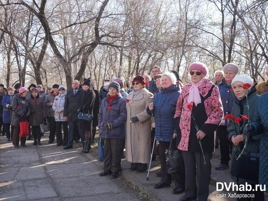 В Комсомольске не согласовали акцию в день памяти жертв политических репрессий