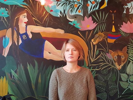 Актриса Наталья Кудряшова мечтает снять фильм о Ксении Петербургской