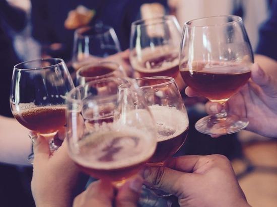Спиртное влияет на работу памяти