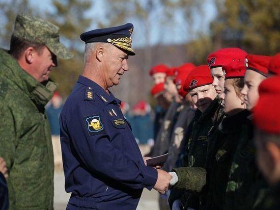 Амурчане замахнулись на создание крупнейшего военного вуза страны