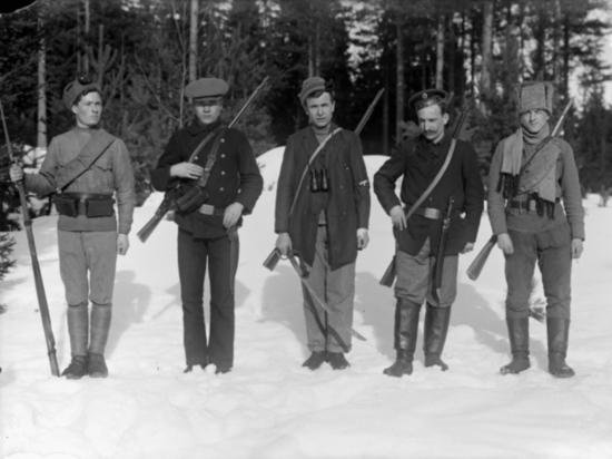 Историческое расследование: почему «красным русским» были не нужны «красные финны». ФОТО