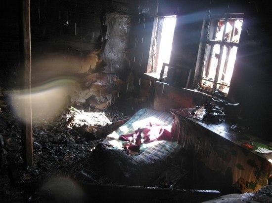При пожаре в Тамбове погибла 88-летняя пенсионерка