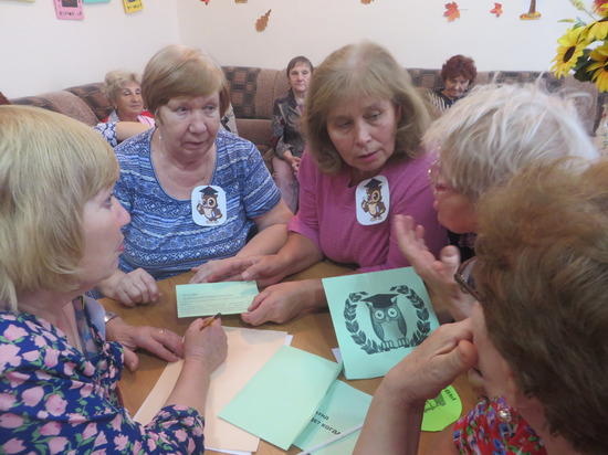 Как Центр соцобслуживания помогает отсрочить старость