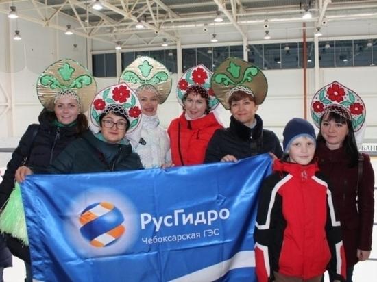 Хоккеисты Чебоксарской ГЭС сыграли первый матч в непрофессиональной лиге