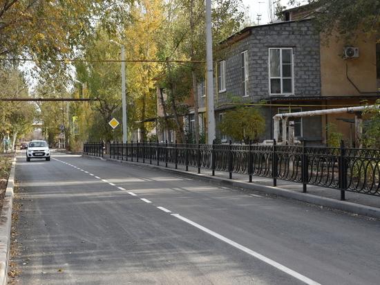 В Астрахани плюс 55: количество безопасных и качественных дорог увеличилось
