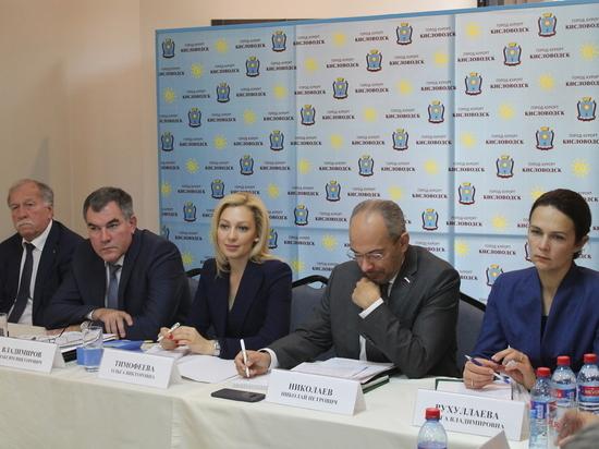 Ольга Тимофеева: «Нельзя лишать Кавминводы статуса и защиты»