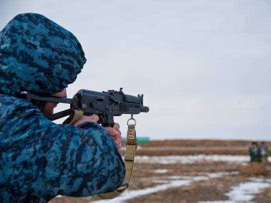 Полицейский применил оружие, чтобы задержать угонщика в Михайловке