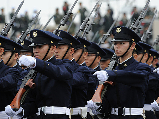 Япония начала гонку вооружений с Китаем: при чем здесь Россия