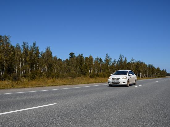 В Бурятии открыли движение по 4-километровому участку трассы «Байкал»
