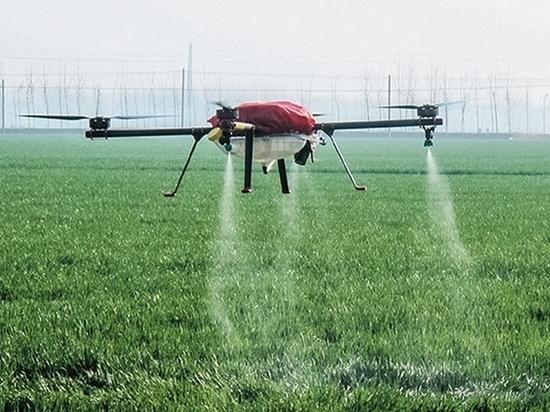 Что дают технологии для дистанционного контроля за полями