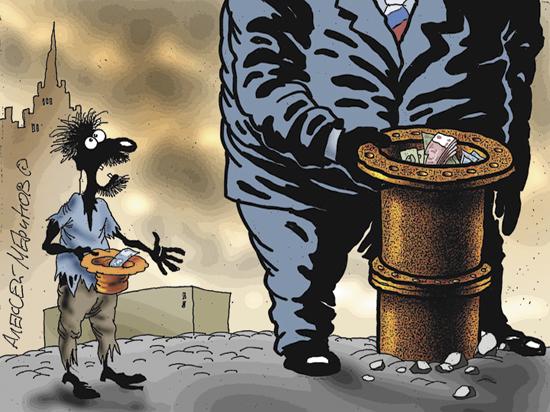 Роскошная шутка: говоря о налоге для богатых, Силуанов обидел бедных