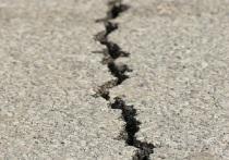 Ночью в Кузбассе зафиксировали землетрясение