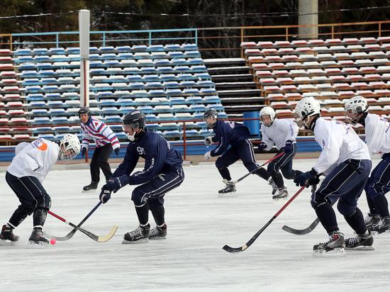 В Иркутской области обсуждают проведение международного турнира по бенди