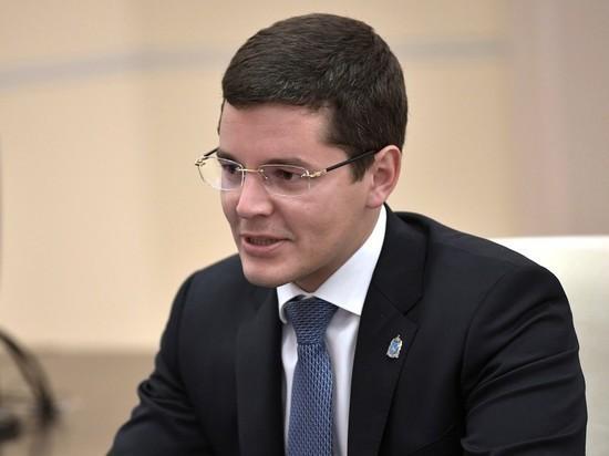 Глава Ямала Дмитрий Артюхов вошёл в топ-10 рейтинга губернаторов