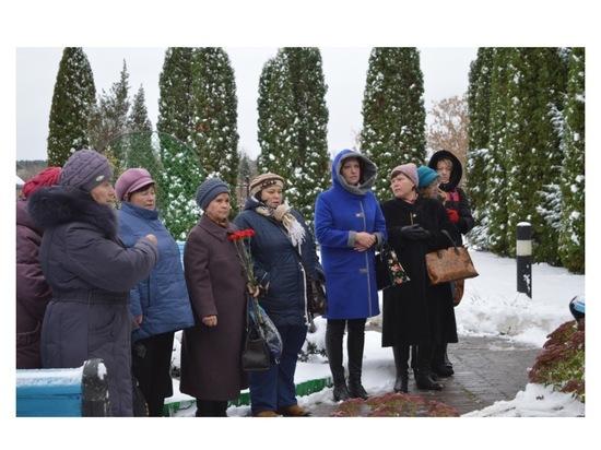 В Серпухове состоялась панихида в память о жертвах политического террора