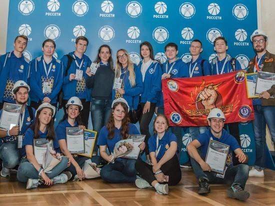 Бойцы студотряда «Красноярскэнерго» мечтают о большой работе