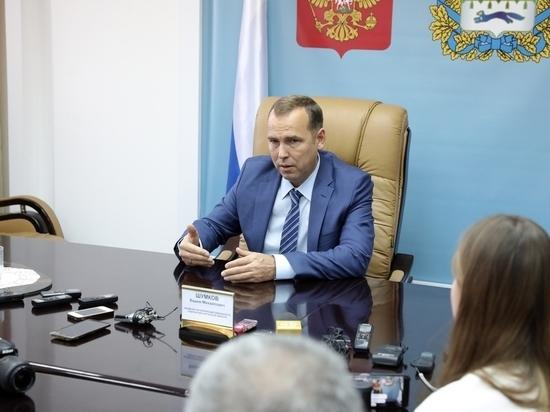 Вадим Шумков свяжет узлом правительство и парламент Курганской области