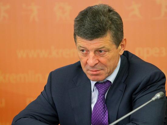 Козак объявил о достигнутой договоренности с нефтяниками