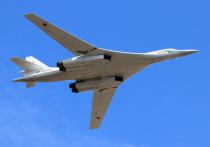 Великобритания была вынуждена поднять в воздух свои истребители для сопровождения российских сверхзвуковых бомбардировщиков Ту-160, пролетавших неподалеку